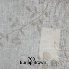 46393-700 Burlap Brown