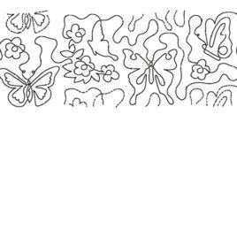 Butterfly Garden – 10″