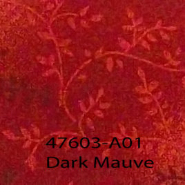 47603-A01 Burnt Mauve